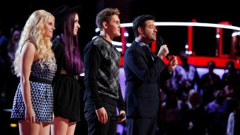 """The Voice"" Top Ten Revealed: Sugar Jones, Jessie Pitts Cut"