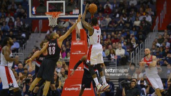 Wizards Edge Trail Blazers With Controversial End