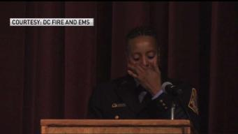 Woman, 53, Achieves Longtime Dream of Becoming Firefighter