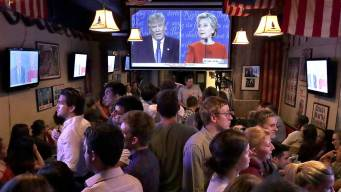 Trump-Clinton Debate Gets Record Number of Viewers
