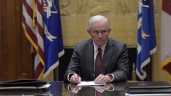 Federal Flexibility About Pot Laws Under Review: Sessions