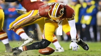 Talk Around Town: RGIII's Knee