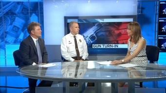Gun Turn-In This Saturday