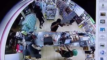 Alleged 7-Eleven Robbers Captured by Police