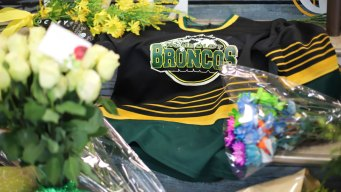 Death Toll in Crash of Hockey Team Bus in Canada Rises to 16