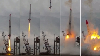 Japanese Startup's Rocket Flames Out on Liftoff