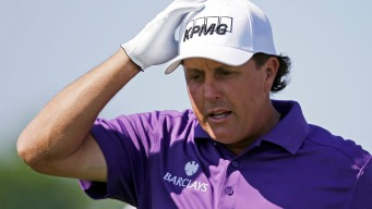 Phil Mickelson Named in SEC Insider Trading Complaint