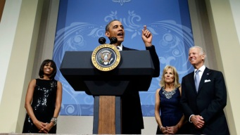 More Confident Obama Emerges for Second Term
