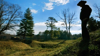 National Battlefield in Va. Looted, Damaged