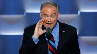 Tim Kaine Dad Jokes Take Twitter by Storm