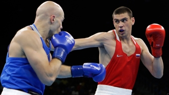 Russian Takes Heavyweight Gold in Rio as Crowd Boos