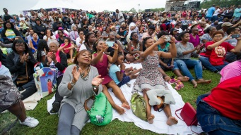 By the Numbers: NMAAHC Opening Attendance<br />
