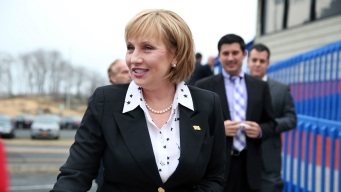 NJ Lt. Governor Gets Resignation Letter — From Her Husband