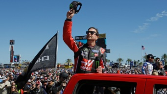 Kurt Busch Wins Daytona 500 for Stewart-Haas