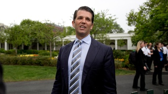 Donald Trump Jr., Dubai Business Partner Discuss 'New Ideas'