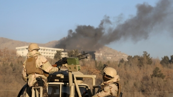 Taliban Attack on Afghan Hotel Ends After 13 hours, 18 Dead