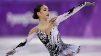 Russian Skaters Deliver in Women's Short Program