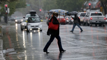 Scattered Rain Wednesday Ahead of Storms Thursday