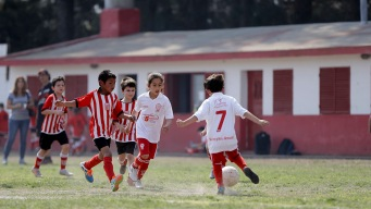 Girl Defies Mixed Gender Bans in Argentina Children's Soccer