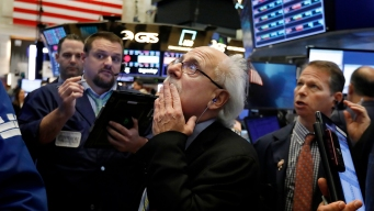 Dow Dives 300 Points, S&P 500 Dips Into Correction Levels