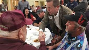 Virginia Republican's Trump-Like Tactics Struggle to Connect