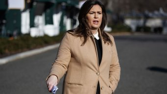 Analysis: Sarah Huckabee Sanders Leaves White House After Contentious Encounters, Credibility Issues