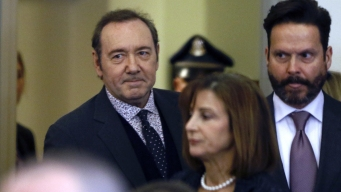 Kevin Spacey Pulled Over Hours After Court Hearing