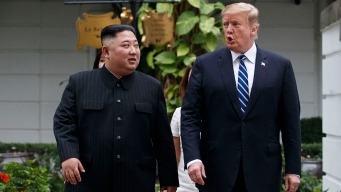 North Korean Media Says Kim Receives 'Excellent' Letter From Trump
