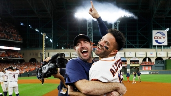 Astros Win ALCS; Will Face Nationals in World Series