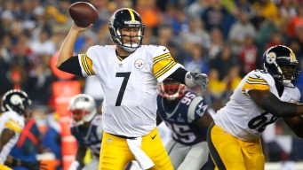 Steelers-Chiefs Moved to Primetime Because of Ice Storm