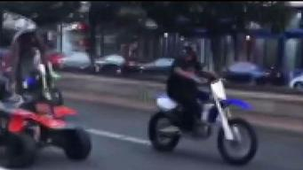 ATVs Overwhelm Busy D.C.-Area Streets