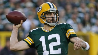 Packers Start Playoff Push Against Washington on SNF