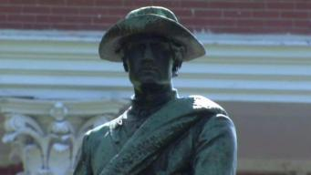 After Statue Vandalized, Call for Deep Discussion of Civil War Images