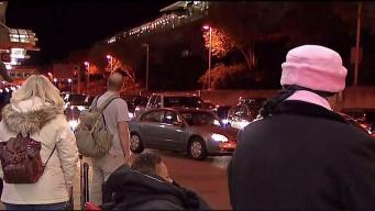 Airports Brace for Extra Holiday Travelers