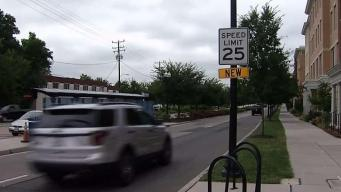 Alexandria Lowers Speed Limit on Route 1 to 25 MPH