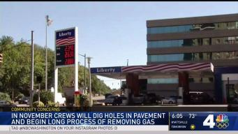 Alexandria Residents Worried About Gasoline Leak