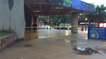 Teen Shot Outside Anacostia Metro Station