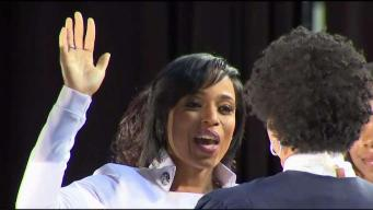 Angela Alsobrooks Sworn In as Prince George's Co. Exec