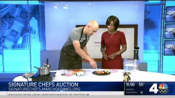 Food-Centric Auction Raises Money for March of Dimes