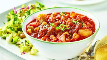 Cooking 4 You: Wegmans' Slow-Cooked Beef Minestrone Soup