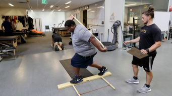 Breakfast Club Helps Former NFL Players Get Healthy Together