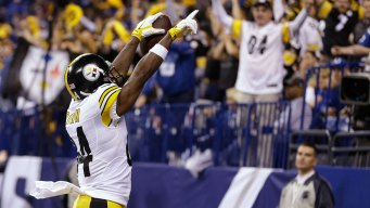 Steelers Take 28-7 Win Over Colts on Thanksgiving