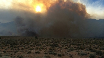Fire Crews Staff Up Early in Parched California
