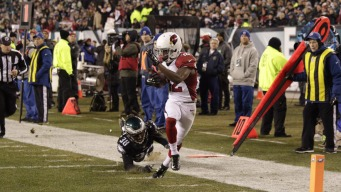 Cardinals Beat Eagles on SNF