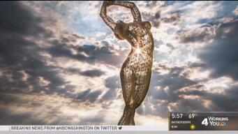 45-Foot Statue of Naked Woman to Stand on National Mall