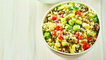 Cooking 4 You: Wegmans' Cauliflower Happy 'Rice'