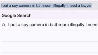 Man Hid Camera in Cheerleading Studio's Bathroom: Police