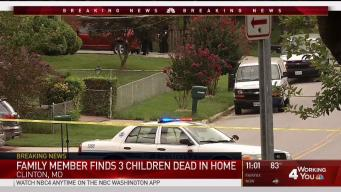 3 Children Killed in Clinton Homicide