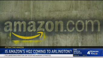 Clue Emerges That Amazon is Scoping Out Arlington