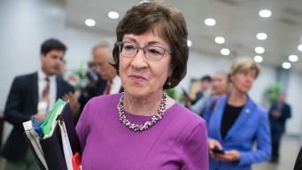 What Does Impeachment Mean for Sen. Susan Collins, an Endangered Republican?